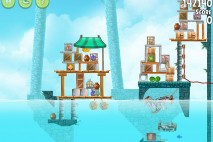 Angry Birds Rio Chest #10 Walkthrough Level 17