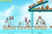 Angry Birds Rio High Dive Walkthrough Level #18