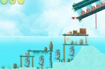 Angry Birds Rio High Dive Star Bonus Walkthrough Level 3