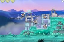 Angry Birds Rio Playground Walkthrough Level #2