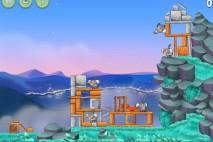 Angry Birds Rio Playground Walkthrough Level #3