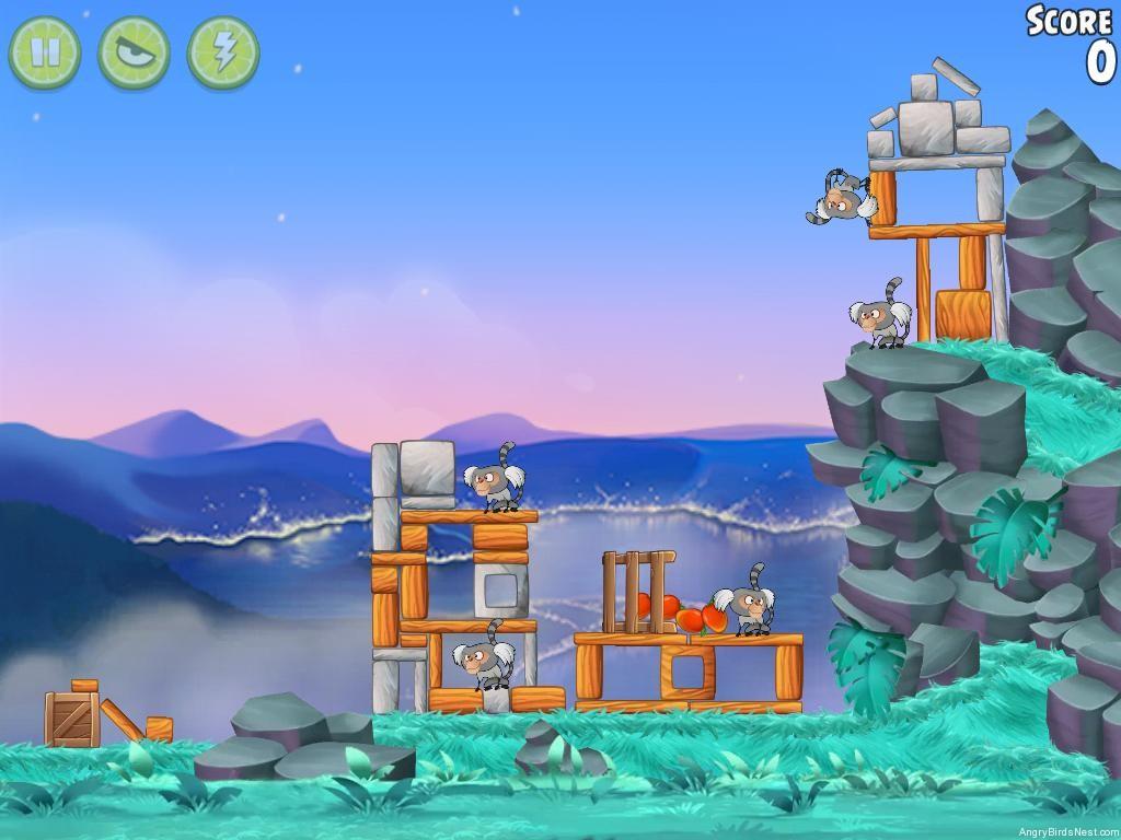 Angry birds rio playground walkthrough level 3 angrybirdsnest voltagebd Images