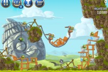 Angry Birds Star Wars 2 Battle of Naboo Level B3-S4 Walkthrough