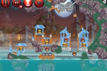 Angry Birds Star Wars 2 Battle of Naboo Level P3-S3 Walkthrough