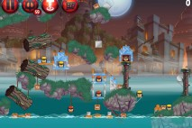 Angry Birds Star Wars 2 Battle of Naboo Level P3-S4 Walkthrough