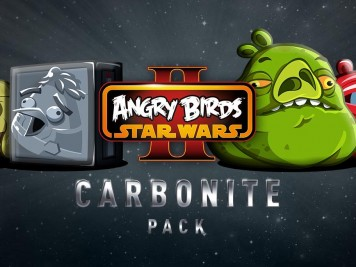 Angry Birds Star Wars 2 Carbonite Pack Wallpaper All New Characters Featured Image