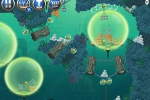 Angry Birds Star Wars 2 Rewards Chapter Level BR-23 Wicket the Ewok Walkthrough
