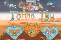 Angry Birds Star Wars Facebook Tournament Level 5 Week 63 – February 28th 2014