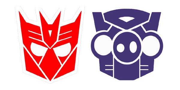 Angry Birds Transformers Emblems Teaser Image
