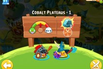 Angry Birds Epic Cobalt Plateaus Level 1 Walkthrough
