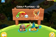 Angry Birds Epic Cobalt Plateaus Level 10 Walkthrough