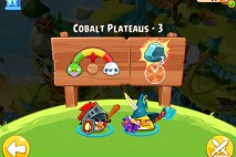 Angry Birds Epic Cobalt Plateaus Level 3 Walkthrough