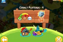 Angry Birds Epic Cobalt Plateaus Level 4 Walkthrough
