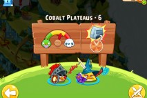 Angry Birds Epic Cobalt Plateaus Level 6 Walkthrough