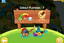 Angry Birds Epic Cobalt Plateaus Level 7 Walkthrough