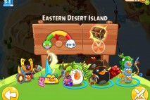 Angry Birds Epic Eastern Desert Island Walkthrough