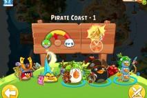 Angry Birds Epic Pirate Coast Level 1 Walkthrough