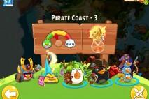 Angry Birds Epic Pirate Coast Level 3 Walkthrough