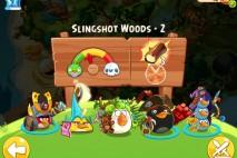 Angry Birds Epic Slingshot Woods Level 2 Walkthrough