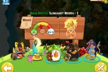 Angry Birds Epic Slingshot Woods Level 3 Walkthrough