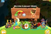 Angry Birds Epic Western Slingshot Woods Walkthrough