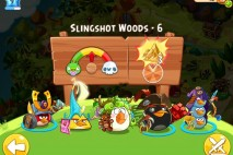 Angry Birds Epic Slingshot Woods Level 6 Walkthrough