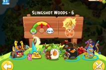 Angry Birds Epic Slingshot Woods Level 6 Walkthrough
