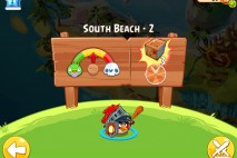 Angry Birds Epic South Beach Level 2 Walkthrough
