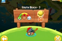 Angry Birds Epic South Beach Level 3 Walkthrough