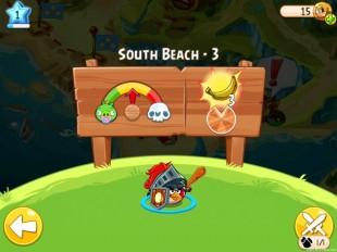 Angry Birds Epic South Beach Level 3 Walkthrough