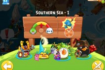 Angry Birds Epic Southern Sea Level 1 Walkthrough