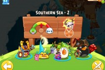 Angry Birds Epic Southern Sea Level 2 Walkthrough