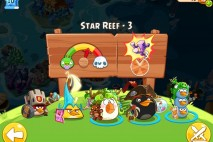 Angry Birds Epic Star Reef Level 3 Walkthrough