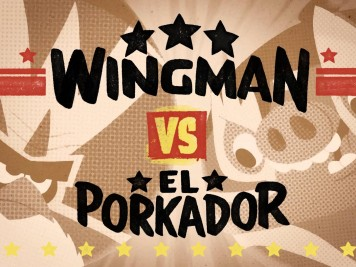 Angry Birds Friends Special Wingman vs El Porkador Tournament Featured Image