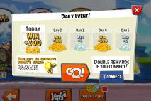Angry Birds Go Daily Rewards 1