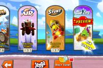 Angry Birds Go Sub Zero Episode Selection