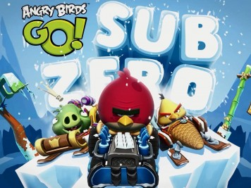 Angry Birds Go Sub Zero Featured Image