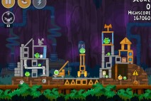 Angry Birds Short Fuse Level 28-1 Walkthrough