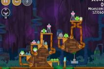 Angry Birds Short Fuse Level 28-10 Walkthrough