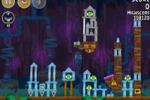 Angry Birds Short Fuse Level 28-11 Walkthrough