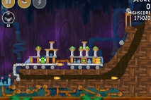 Angry Birds Short Fuse Level 28-12 Walkthrough