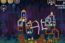 Angry Birds Short Fuse Level 28-14 Walkthrough
