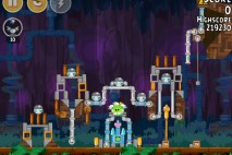 Angry Birds Short Fuse Level 28-15 Walkthrough