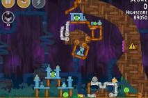 Angry Birds Short Fuse Level 28-2 Walkthrough
