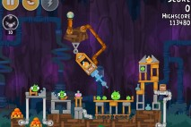 Angry Birds Short Fuse Level 28-3 Walkthrough