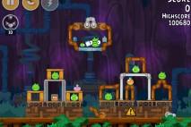 Angry Birds Short Fuse Level 28-4 Walkthrough