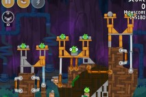 Angry Birds Short Fuse Level 28-5 Walkthrough