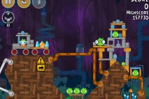 Angry Birds Short Fuse Level 28-6 Walkthrough