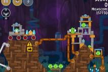 Angry Birds Short Fuse Level 28-6 Walkthrough