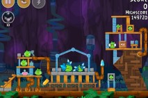 Angry Birds Short Fuse Level 28-8 Walkthrough